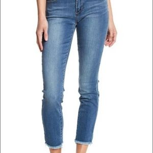 Articles of Society Carly Crop Skinny Jeans 26